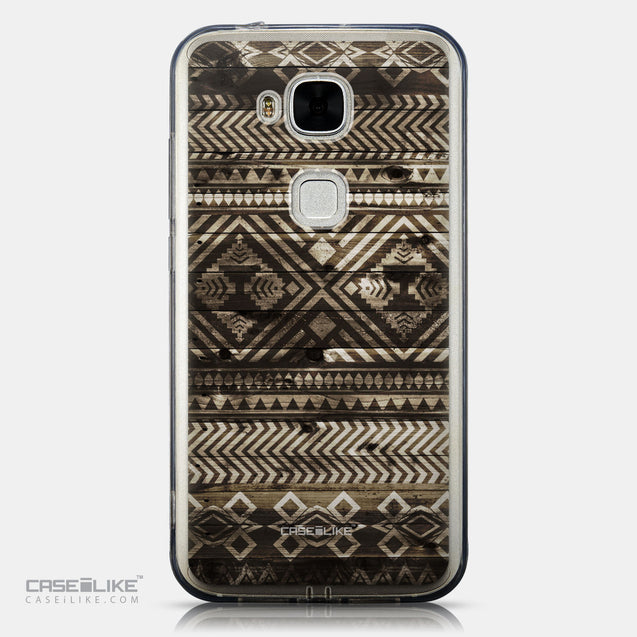 CASEiLIKE Huawei G7 Plus back cover Indian Tribal Theme Pattern 2050