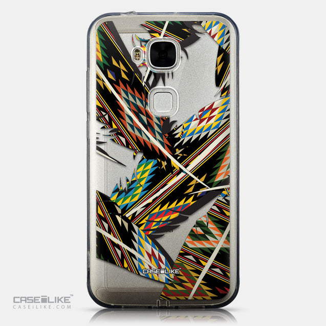 CASEiLIKE Huawei G7 Plus back cover Indian Tribal Theme Pattern 2053