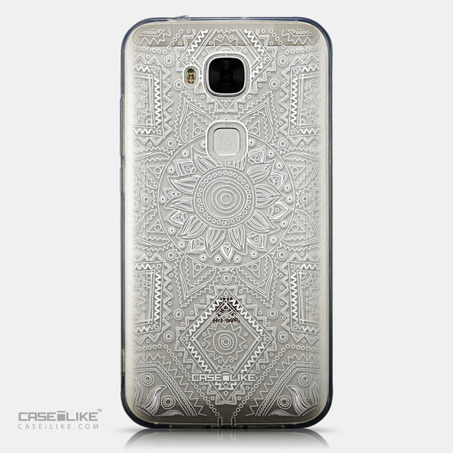 CASEiLIKE Huawei G7 Plus back cover Indian Line Art 2061