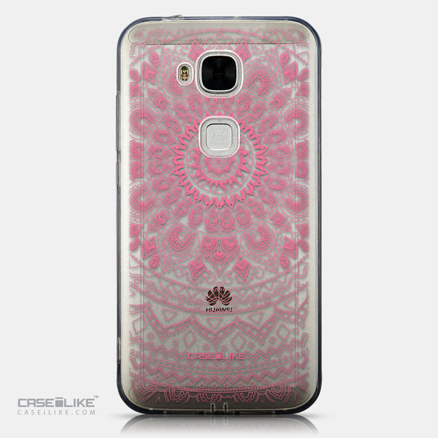 CASEiLIKE Huawei G7 Plus back cover Indian Line Art 2062
