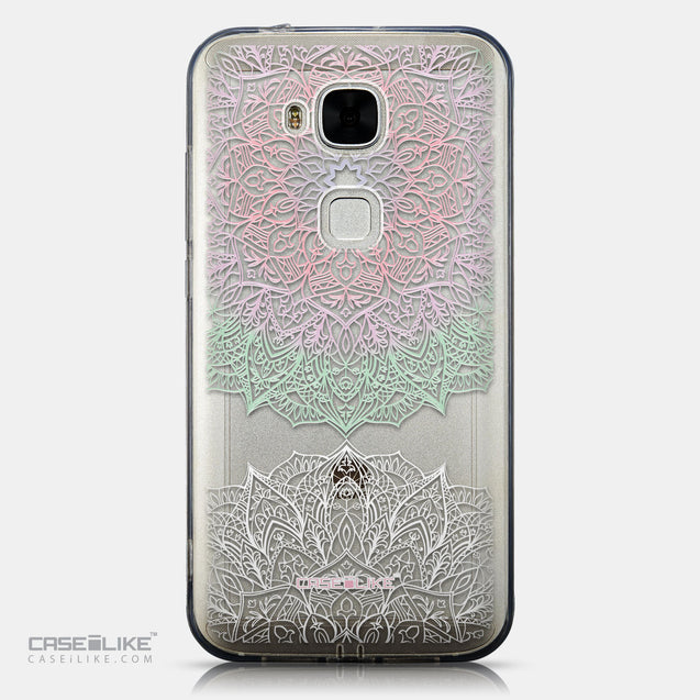 CASEiLIKE Huawei G7 Plus back cover Mandala Art 2092