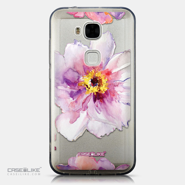 CASEiLIKE Huawei G7 Plus back cover Watercolor Floral 2231