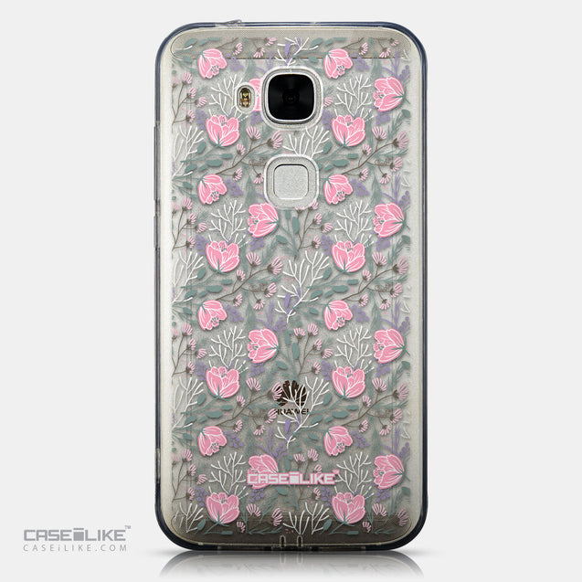CASEiLIKE Huawei G7 Plus back cover Flowers Herbs 2246