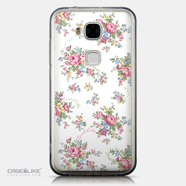 CASEiLIKE Huawei G7 Plus back cover Floral Rose Classic 2260