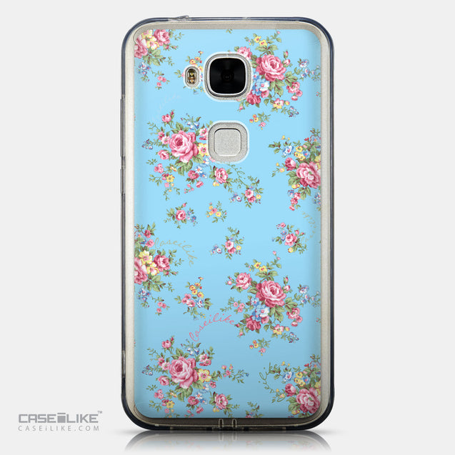 CASEiLIKE Huawei G7 Plus back cover Floral Rose Classic 2263
