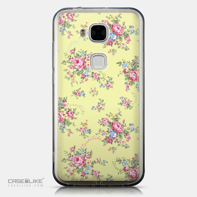 CASEiLIKE Huawei G7 Plus back cover Floral Rose Classic 2264