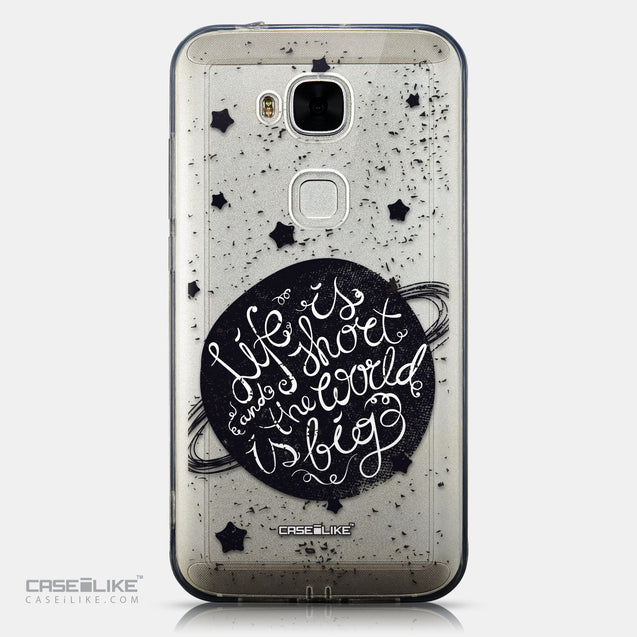 CASEiLIKE Huawei G7 Plus back cover Quote 2401