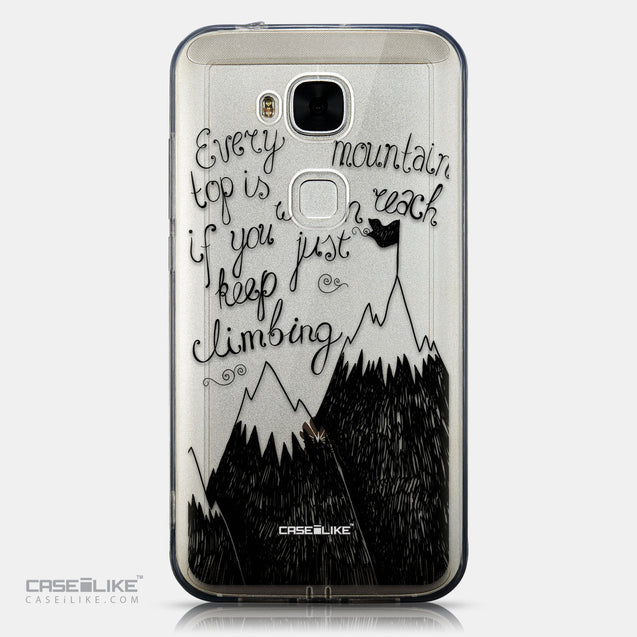 CASEiLIKE Huawei G7 Plus back cover Quote 2403
