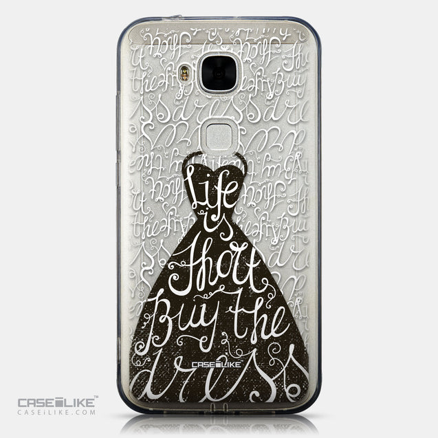 CASEiLIKE Huawei G7 Plus back cover Quote 2404