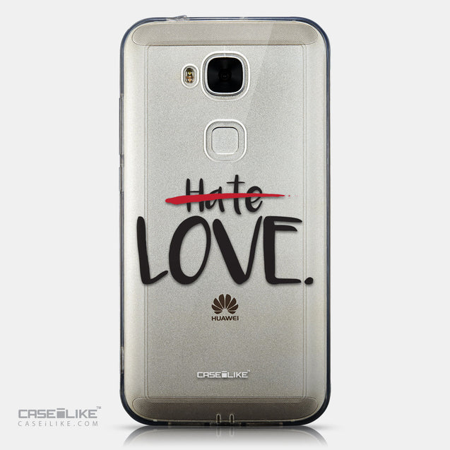 CASEiLIKE Huawei G7 Plus back cover Quote 2406