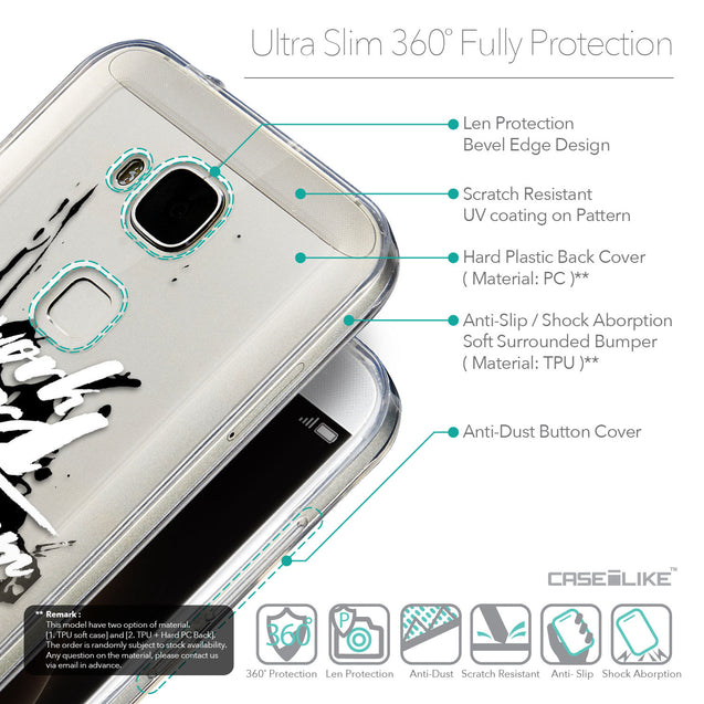 Details in English - CASEiLIKE Huawei G7 Plus back cover Quote 2414