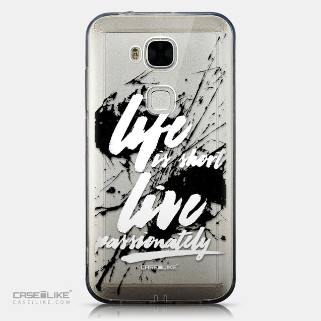 CASEiLIKE Huawei G7 Plus back cover Quote 2416