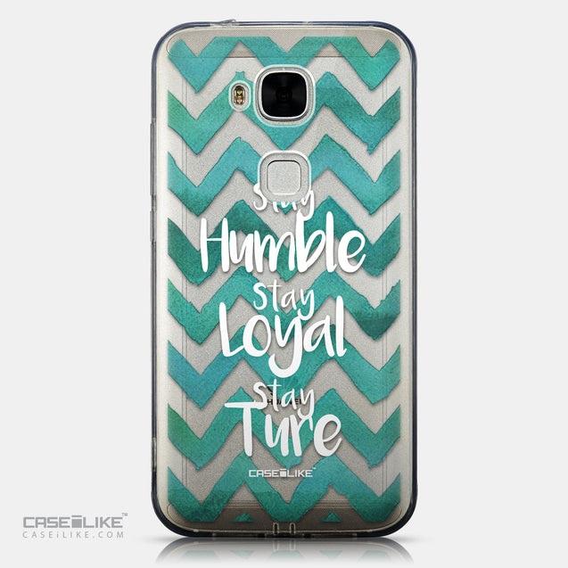 CASEiLIKE Huawei G7 Plus back cover Quote 2418