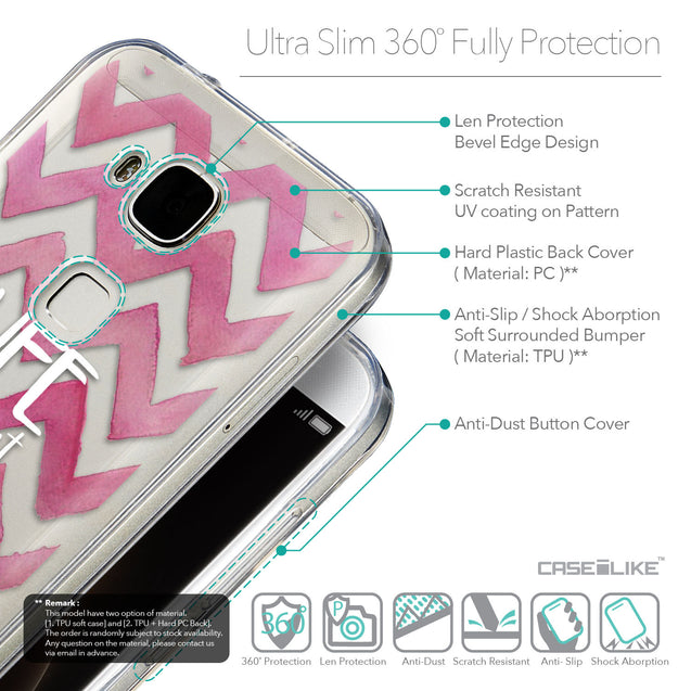 Details in English - CASEiLIKE Huawei G7 Plus back cover Quote 2419