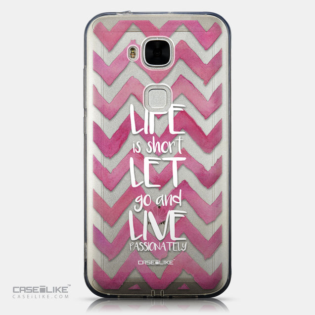 CASEiLIKE Huawei G7 Plus back cover Quote 2419