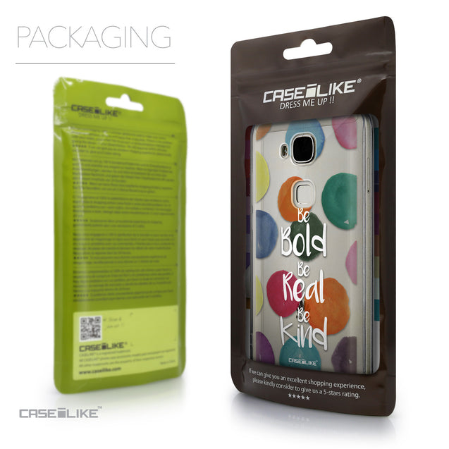 Packaging - CASEiLIKE Huawei G7 Plus back cover Quote 2420