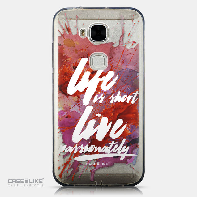 CASEiLIKE Huawei G7 Plus back cover Quote 2423