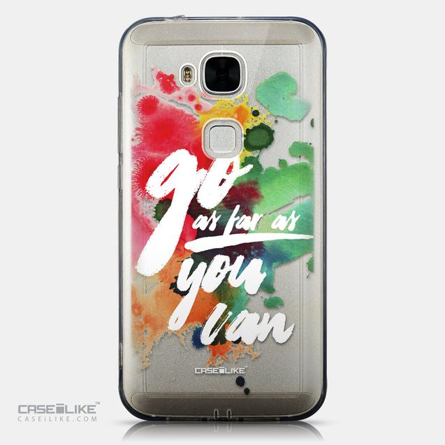 CASEiLIKE Huawei G7 Plus back cover Quote 2424