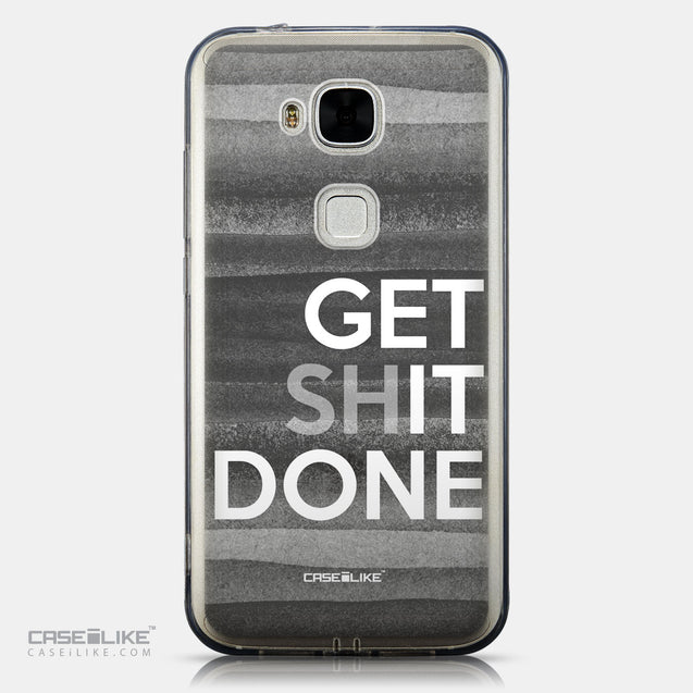 CASEiLIKE Huawei G7 Plus back cover Quote 2429