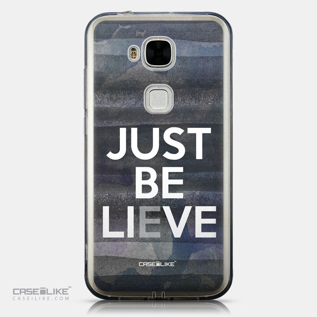 CASEiLIKE Huawei G7 Plus back cover Quote 2430