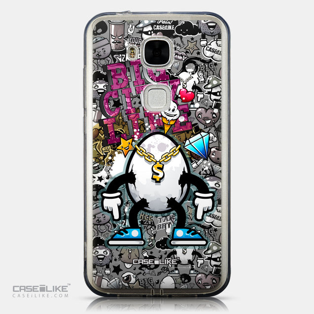 CASEiLIKE Huawei G7 Plus back cover Graffiti 2704
