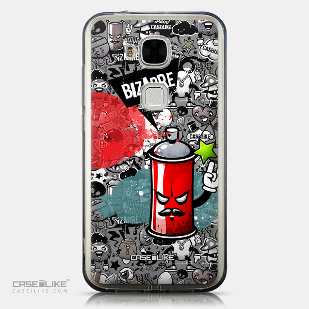 CASEiLIKE Huawei G7 Plus back cover Graffiti 2705