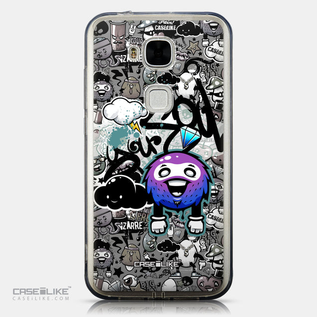 CASEiLIKE Huawei G7 Plus back cover Graffiti 2706