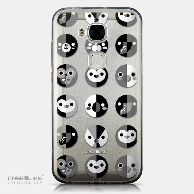 CASEiLIKE Huawei G7 Plus back cover Animal Cartoon 3639