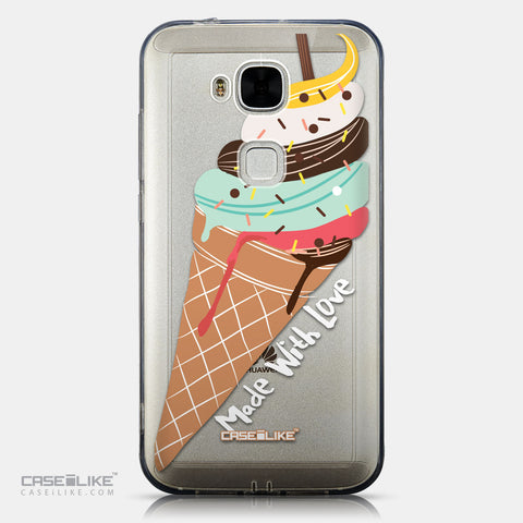 CASEiLIKE Huawei G7 Plus back cover Ice Cream 4820