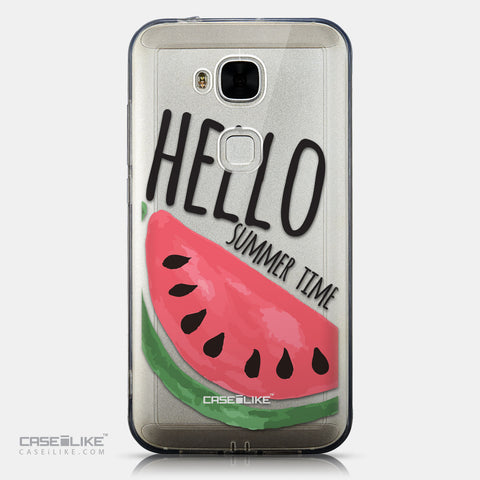 CASEiLIKE Huawei G7 Plus back cover Water Melon 4821