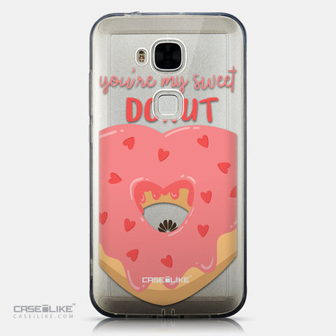 CASEiLIKE Huawei G7 Plus back cover Dounuts 4823