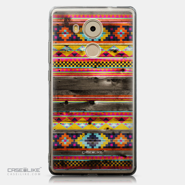CASEiLIKE Huawei Mate 8 back cover Indian Tribal Theme Pattern 2048