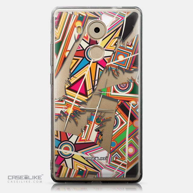 CASEiLIKE Huawei Mate 8 back cover Indian Tribal Theme Pattern 2054