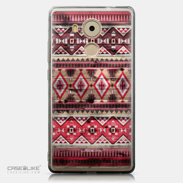CASEiLIKE Huawei Mate 8 back cover Indian Tribal Theme Pattern 2057