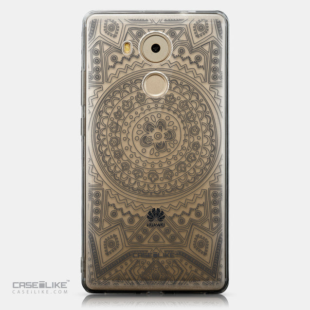 CASEiLIKE Huawei Mate 8 back cover Indian Line Art 2063