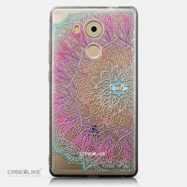 CASEiLIKE Huawei Mate 8 back cover Mandala Art 2090