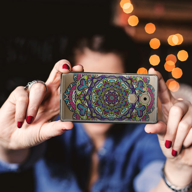 Share - CASEiLIKE Huawei Mate 8 back cover Mandala Art 2094