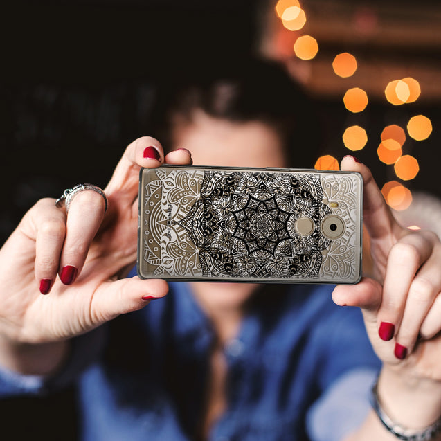 Share - CASEiLIKE Huawei Mate 8 back cover Mandala Art 2097