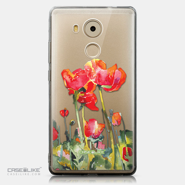 CASEiLIKE Huawei Mate 8 back cover Watercolor Floral 2230