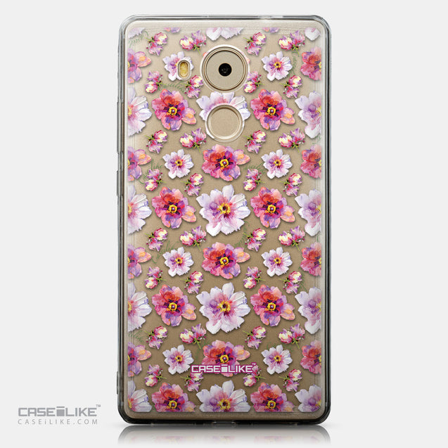 CASEiLIKE Huawei Mate 8 back cover Watercolor Floral 2232