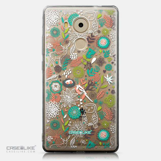 CASEiLIKE Huawei Mate 8 back cover Spring Forest White 2241