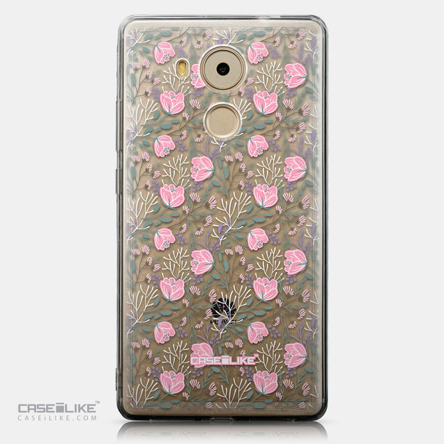 CASEiLIKE Huawei Mate 8 back cover Flowers Herbs 2246