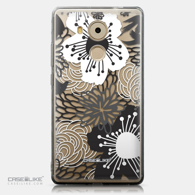 CASEiLIKE Huawei Mate 8 back cover Japanese Floral 2256