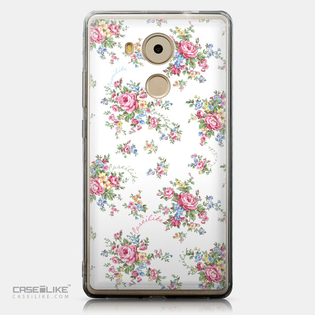 CASEiLIKE Huawei Mate 8 back cover Floral Rose Classic 2260