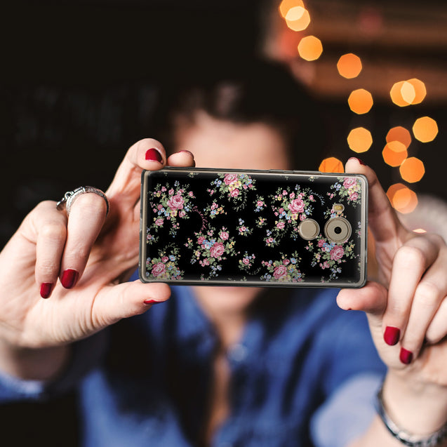 Share - CASEiLIKE Huawei Mate 8 back cover Floral Rose Classic 2261