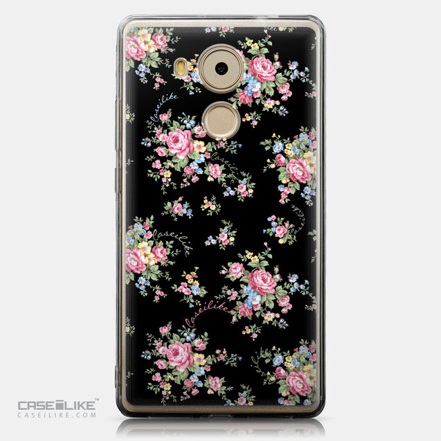 CASEiLIKE Huawei Mate 8 back cover Floral Rose Classic 2261