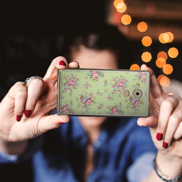 Share - CASEiLIKE Huawei Mate 8 back cover Floral Rose Classic 2262