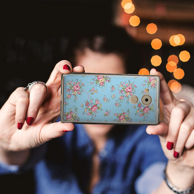 Share - CASEiLIKE Huawei Mate 8 back cover Floral Rose Classic 2263