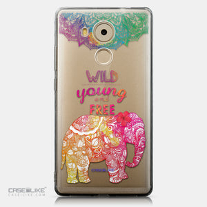 CASEiLIKE Huawei Mate 8 back cover Mandala Art 2302