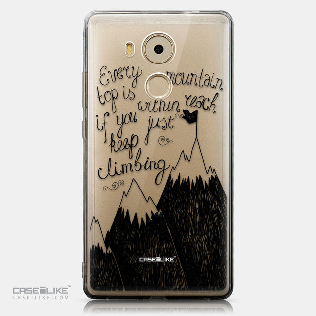 CASEiLIKE Huawei Mate 8 back cover Quote 2403